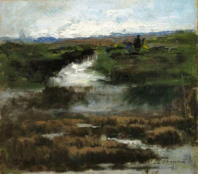 Theodor von Hörmann, 'Landscape', 1890