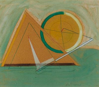Eduard Steinberg, 'Suprematist Composition', 1980