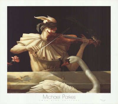 Michael Parkes, 'Water Music', 1982