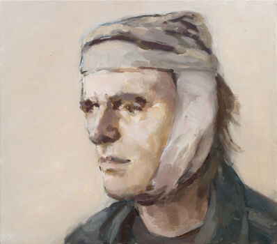 Egle Karpaviciute, 'The Painter Who Has Lost His Ear. J. Gasiūnas', 2018
