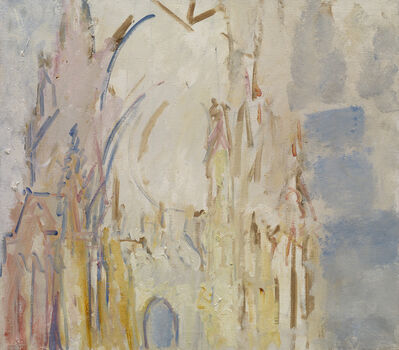 Dennis Creffield, 'Exeter Cathedral ', 1988