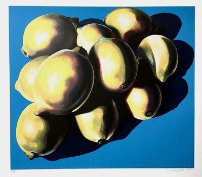 Lowell Nesbitt, '10 Lemons', 1979