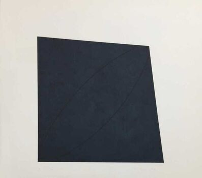 Robert Mangold, '10 Attic Series II', 1991