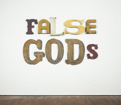 Jack Pierson, 'False Gods', 2014