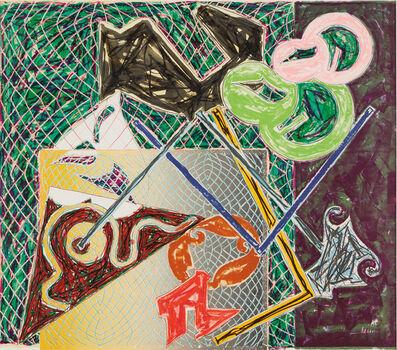 Frank Stella, 'Shards Va', 1982