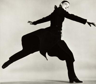 Richard Avedon, 'Ingrid Boulting, Coat by Dior, Paris', 1970