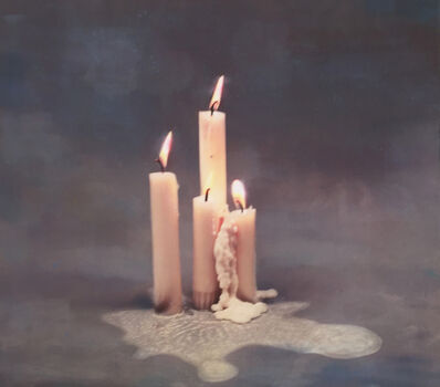 """Valentin Popov, '""""Candles""""', 2018"""