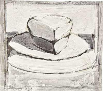 Wayne Thiebaud, 'Pie', 1958