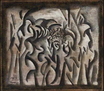 José Gurvich, 'Truncated Spiral', 1959