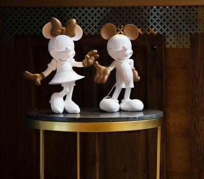 Leblon Delienne, 'Mickey Welcome WOOD', 2020