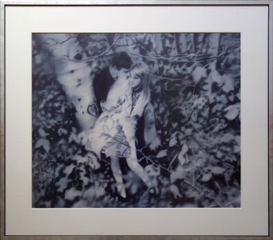 Gerhard Richter, 'Lovers in the forest ', 1966/1995