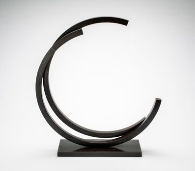 Bernar Venet, 'Two Arcs of 245', 1987