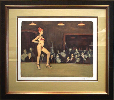 Malcolm T. Liepke, 'Night Out'