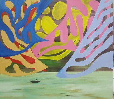 Shai Azoulay, 'Boat', 2017