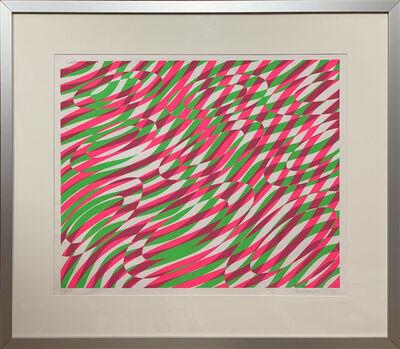Stanley William Hayter, 'Allegro', 1970