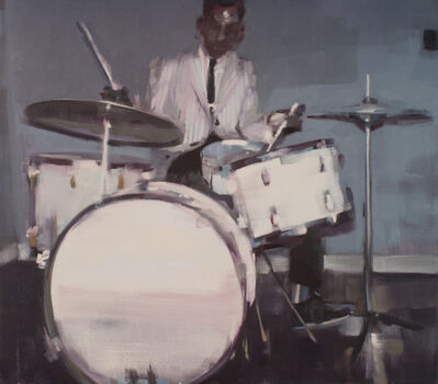 Kirsten Tradowsky, 'Drummer', 2018