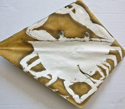 Francisco Toledo, 'White crab kite', 2012