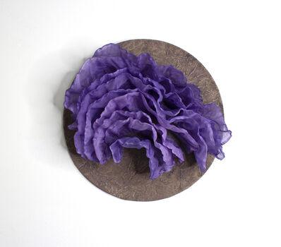 Linda Celestian, 'Purple Passion', 2019