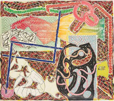 Frank Stella, 'Shards II, from Shards', 1982