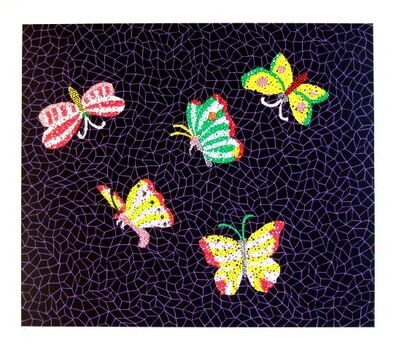 Yayoi Kusama, 'Butterfly II', 1985