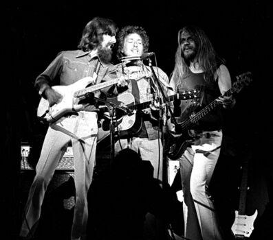 Graham Nash, 'George, Bob and Leon, 1971', 2016