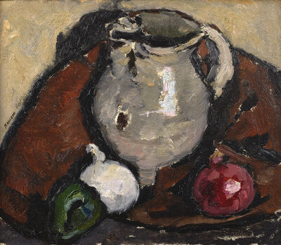 Marsden Hartley, 'Still Life', 1910-11