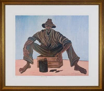 Elizabeth Durack, 'Broome Billy ', 1935-2000