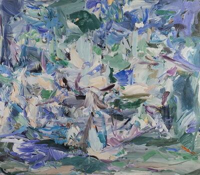 Sherie' Franssen, 'Fragmentary Blue', 2013