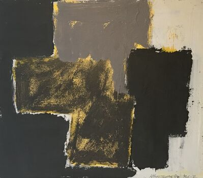 Harry Bertschmann, 'Stuttgart II, 2', 1964
