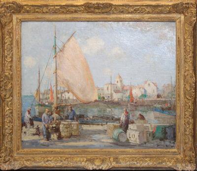 William Lee-Hankey, 'The Riviere Near St. Raphael', 1880-1920