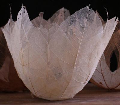 Kay Sekimachi, 'Leaf Bowl'