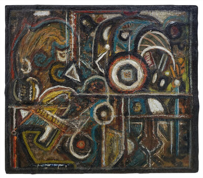 Richard Pousette-Dart, 'Untitled', circa 1940s
