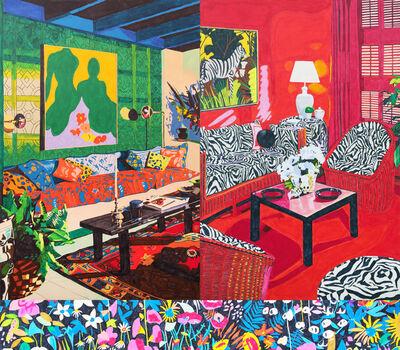 Justin Samson, 'Interior #20', 2019