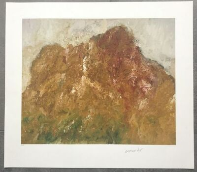 Armando, 'Montagne', 2016