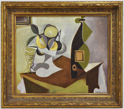 Dick Frizzell, 'Picasso 'Still Life',', 2020