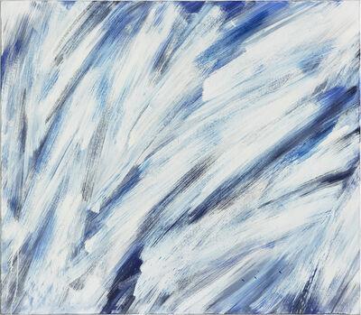 Raimund Girke, 'Entschieden', 1996