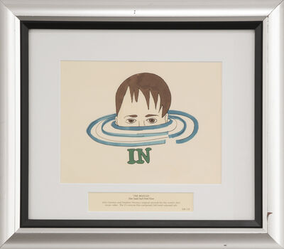 John Lennon, 'She Said So/ I Feel Fine, Cel 113', 1966