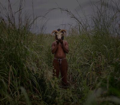 Mara Sánchez-Renero, 'El Cimarrón y su fandango: Máscara', 2014