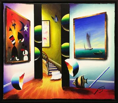 Ferjo, 'SAILING AWAY', ca. 2000