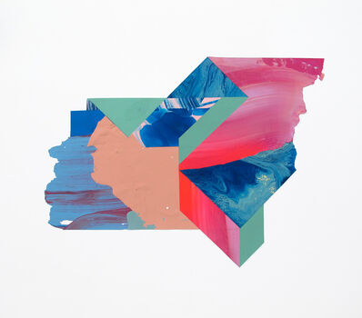 Anna Taratiel (OVNI), 'Sintético #8', 2018