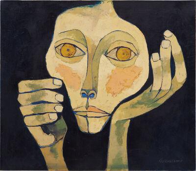 Oswaldo Guayasamín, 'Untitled', ca. 1980.