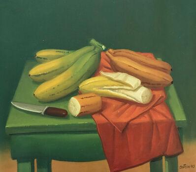 Fernando Botero, 'Still life', 2003