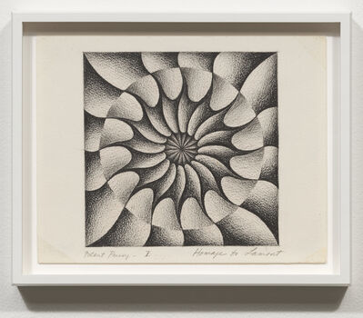 Judy Chicago, 'Potent Pussy 1', 1973