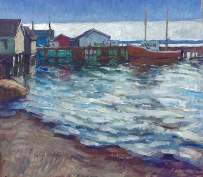 Tim McGuire, 'Harbour Evening (Hunt's Point)', 2019