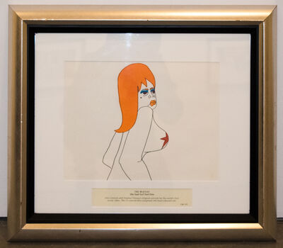 John Lennon, 'The Beatles, She Said So/ I Feel Fine, Cel 131', 1966