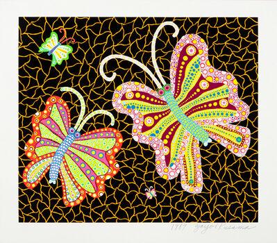 Yayoi Kusama, 'Butterflies', 1989