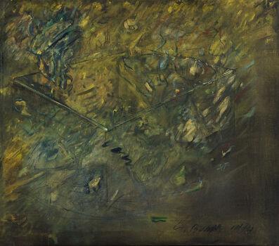 Gustavo Bonora, 'Cose', 1974