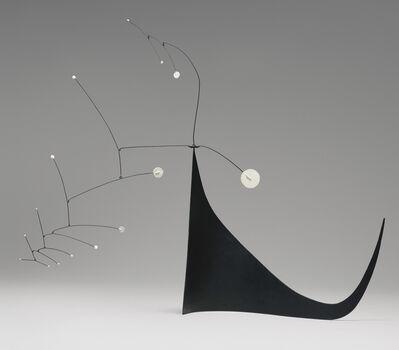 Alexander Calder, 'Gypsophila on Black Skirt', 1950