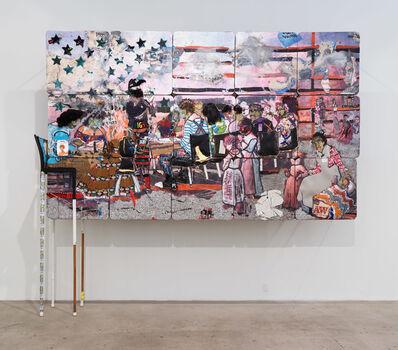 Aaron Fowler, 'Black Flag', 2015