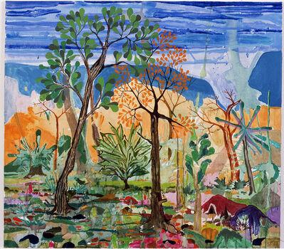 Abel Auer, 'Bald ein Garten', 2002